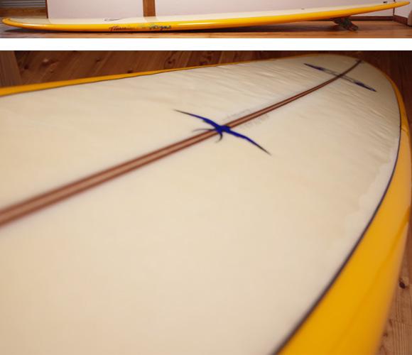 ドナルドタカヤマ ノーズライダー 中古ロングボード 9`4 deck-condition No.96291339