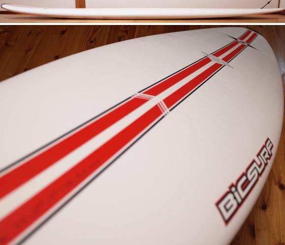 BIC SPORT MINI MALIBU 中古ファンボード 7`3 deck-condition No.96291340