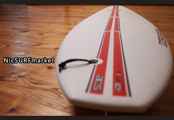 BIC SPORT MINI MALIBU 中古ファンボード 7`3 deck-detail No.96291340