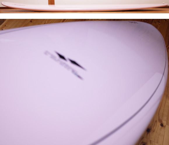 INVEST 中古ファンボード 7`0 初心者向け deck-condition No.96291342