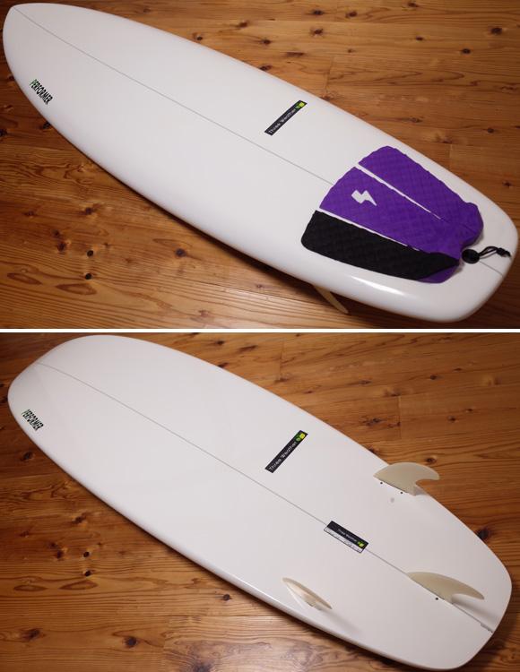 スリーウェザー PERFORMER 中古ファンボード 6`6 deck/bottom No.96291345
