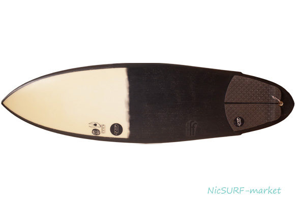 HAYDEN SHAPES Psychedelic Germ FiberFlex 中古ショートボード 5`6 No.96291349