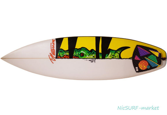 Timmy Patterson STALKER 中古ショートボード 6`0 No.96291350