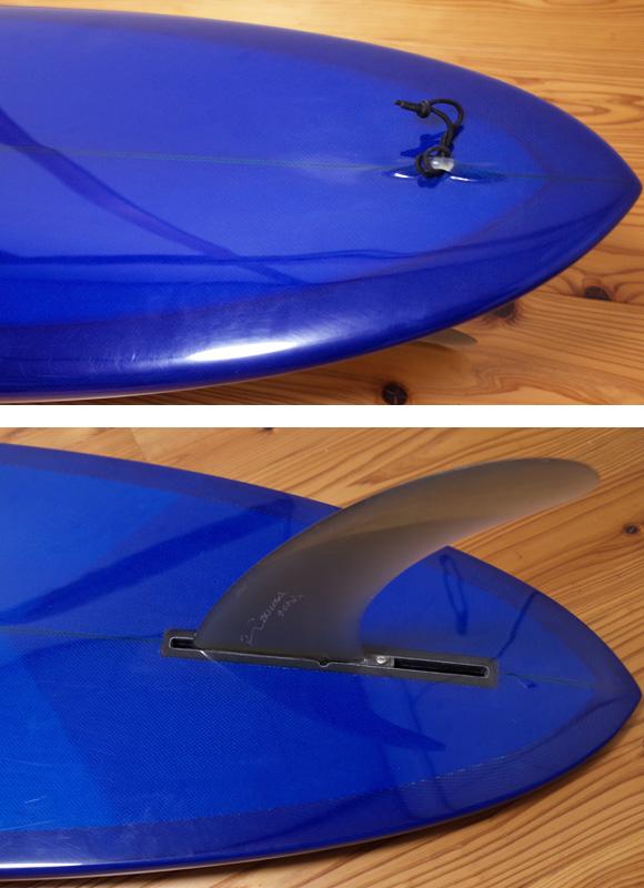 K-SHAPE / KAKAII Surfboards 中古ファンボード 7`6 OWL2 tail No.96291356