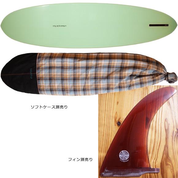 JOEL TUDOR Mini papa joe 中古ロングボード 7`2 fin/ニットケース No.96291359
