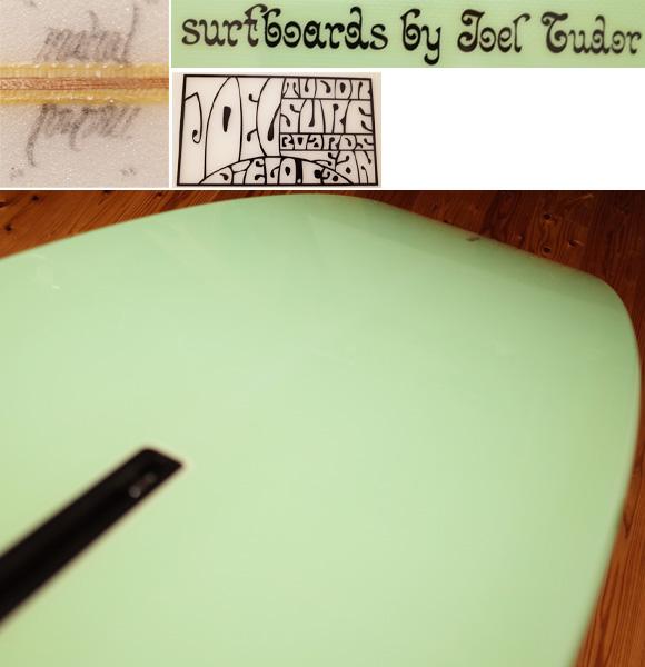 JOEL TUDOR Mini papa joe 中古ロングボード 7`2 condition No.96291359