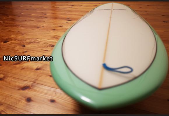 JOEL TUDOR Mini papa joe 中古ロングボード 7`2 deck-detail No.96291359