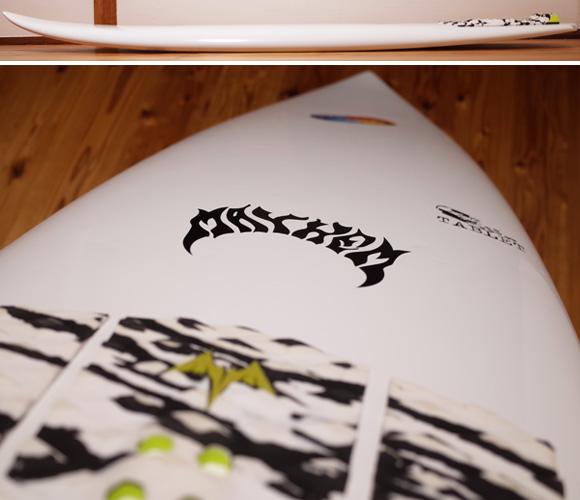 プレセボ タブレット 中古ショートボード 6`0 deck-condition No.96291367
