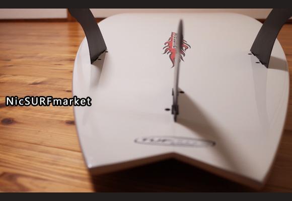 WEBBER Afterbuner TUFLITE 中古ショートボード6`4 bottom-design No.96291371