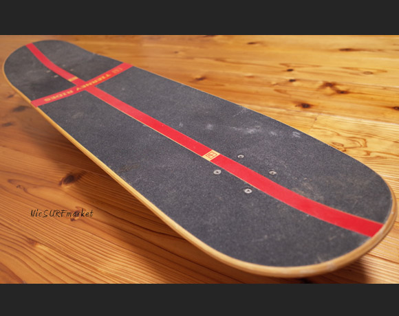 TIERNEY RIDES T-001 Tボード deck-detail 中古スケートボード  No.96291374