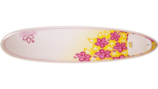 NSP Surfbetty 中古ファンボード 7`6 EPOXY No.96291377