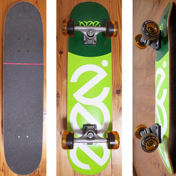 zen 中古スケートボード 31 deck/bottom No.96291380