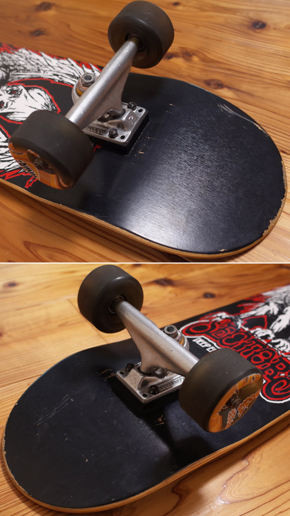 Sector9 中古スケートボード DEEP END POOL 37inch track-condition No.96291383