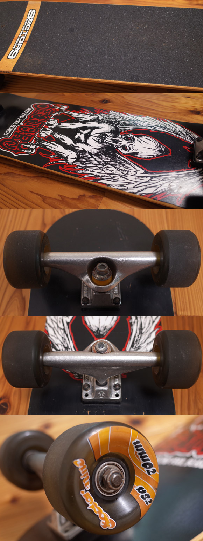Sector9 中古スケートボード DEEP END POOL 37inch コンディション No.96291383