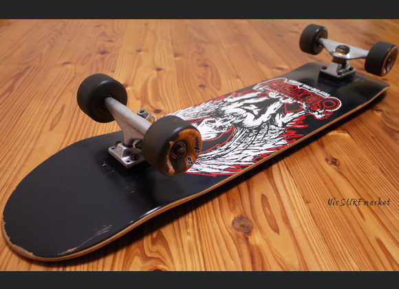 Sector9 中古スケートボード DEEP END POOL 37inch No.96291383