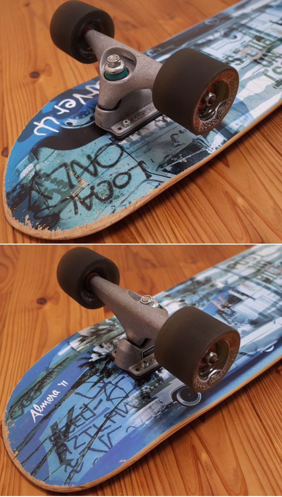 CARVER VENICE 中古スケートボード 36 track-condition No.96291384