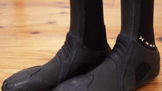 X Surf Gear SPLIT TOE BOOTS 3mm 中古サーフブーツ 22.0cm No.96291390