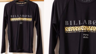 BILLABONG 中古ラッシュガード Platinum X STRECH メンズ M No.96291392