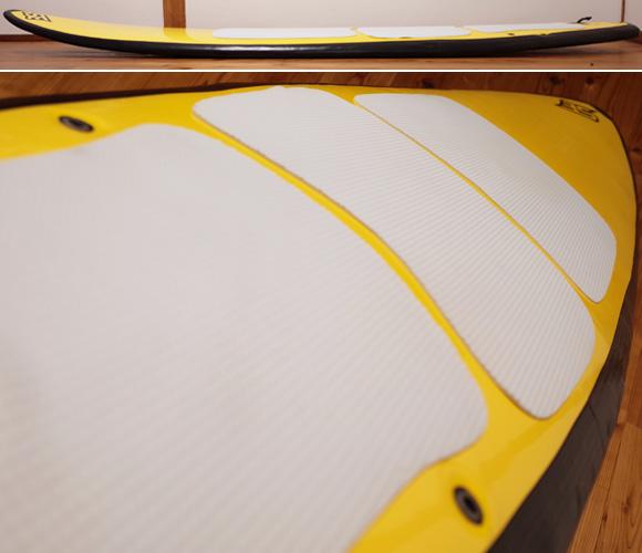 BS ソフトサーフボード 中古ファンボード HD deck-condition 7`5 No.96291398