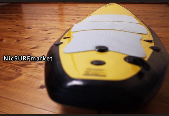 BS ソフトサーフボード 中古ファンボード HD 7`5 deck-detail No.96291398