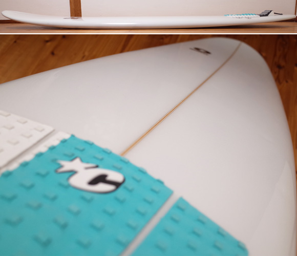 EIGHT 中古ファンボード 6`8 初心者 deck-condition No.96291399