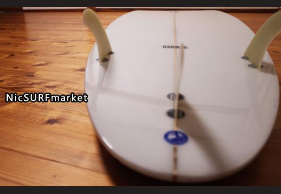 EIGHT 中古ファンボード 6`8 初心者 bottom-detail No.96291399
