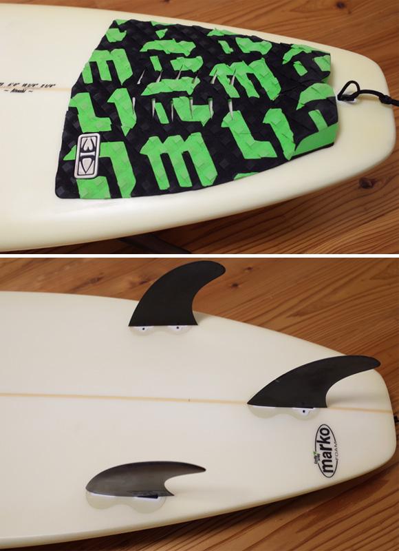 VESSO RAVEN 中古ショートボード 6`0 EPS tail No.96291400