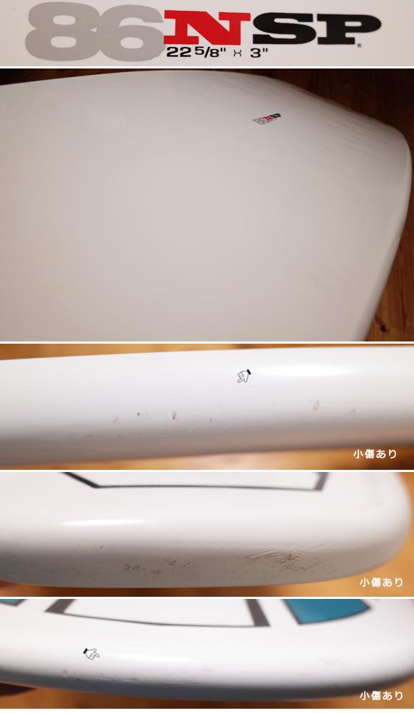 初心者 NSP ロングボード8`6 EPOXY cndition-1 No.96291404