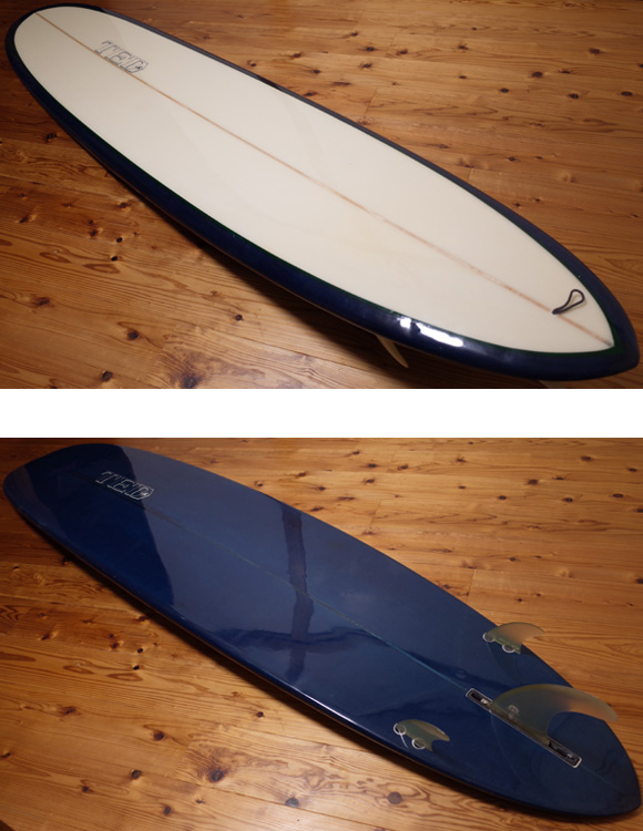 TED 中古ロングボード  9`0 deck/bottom No.96291405