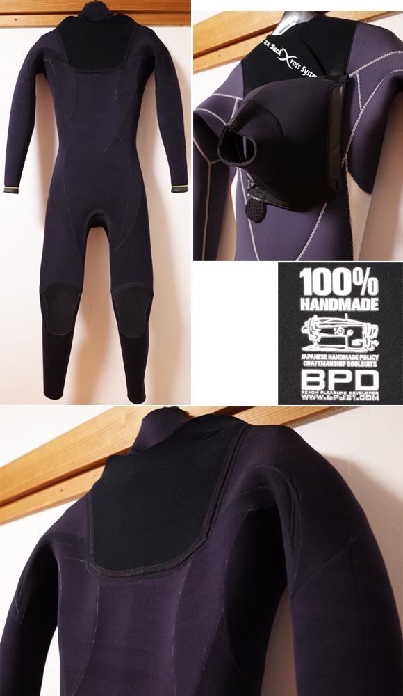 BEWET 中古ウェットスーツ 3/2mm フルスーツ レディース condition No.96291409