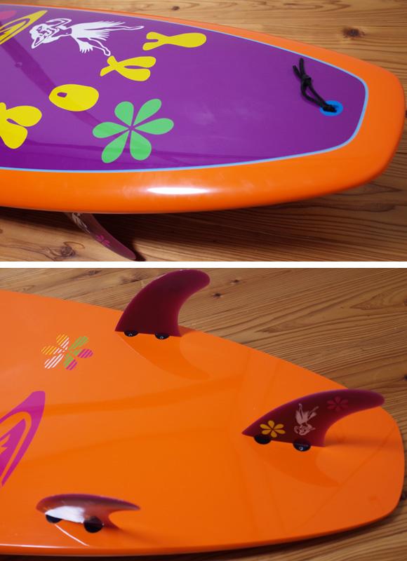ROXY 中古ファンボード EPOXY 7`6 tail No.96291413
