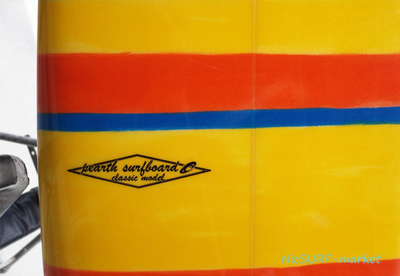 PEARTH SURFBOARDS FUNNY 5`8 入荷 「仕入れ情報」