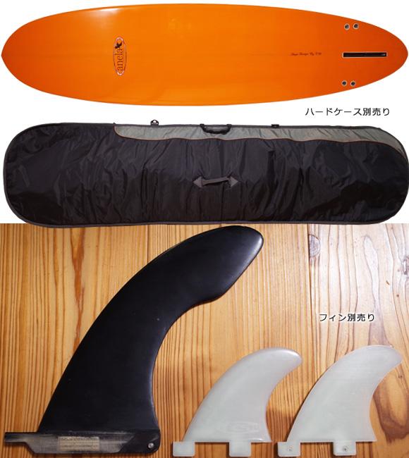 アネラ 中古ファンボード 7`6 fin/ハードケース No.96291416