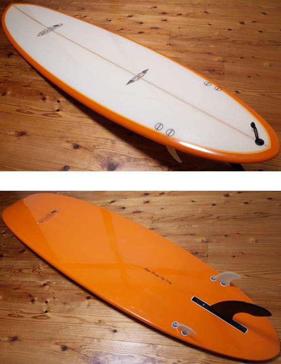 アネラ 中古ファンボード 7`6 deck/bottom No.96291416