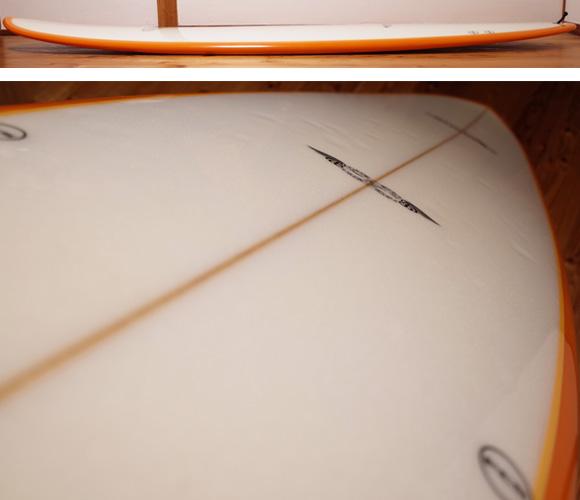 アネラ 中古ファンボード 7`6 deck-condition No.96291416