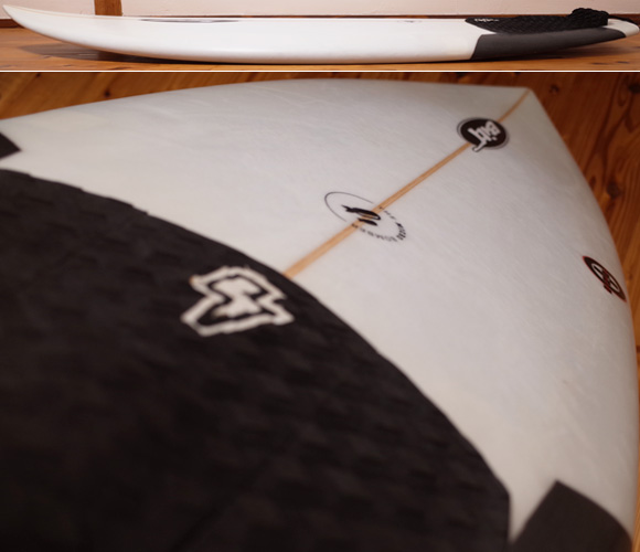 BILT ビルト MICRO BOMBER  中古ショートボード 5`6 deck-condition No.96291417