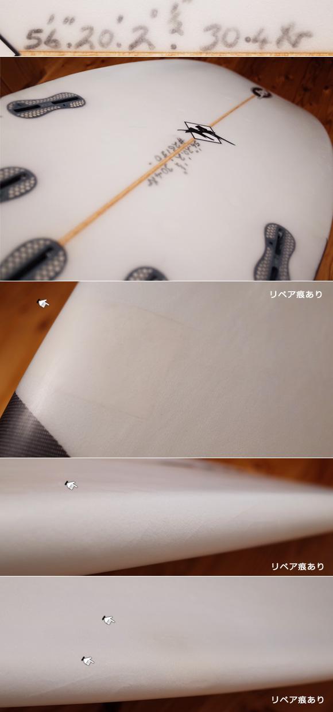 BILT ビルト MICRO BOMBER  中古ショートボード 5`6 condition-1 No.96291417