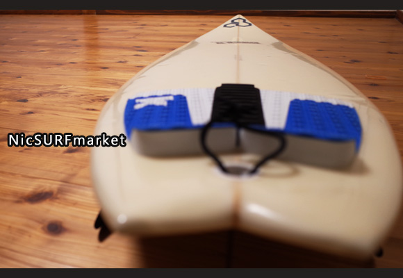 アルメリック FlyerⅡ 中古ショートボード 6`2 deck-detail No.96291418