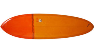 MICHAEL MILLER SURFBOARDS explorer egg 6`6 中古ファンボード No.96291419