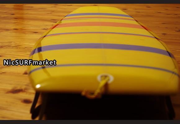 PEARTHサーフボード クラッシックモデル FUNNY 5`8 中古ミニボード deck-detail No.96291421