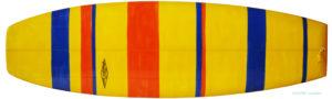 PEARTHサーフボード クラッシックモデル FUNNY 5`8 中古ミニボード deck-zoom No.96291421