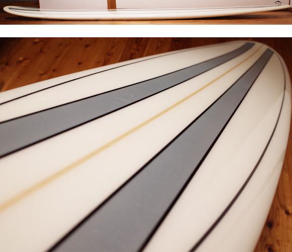 初心者 中古ロングボード 9`2 deck-condition No.96291422