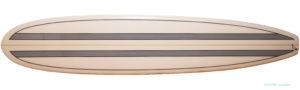 初心者 中古ロングボード 9`2 deck-zoom No.96291422