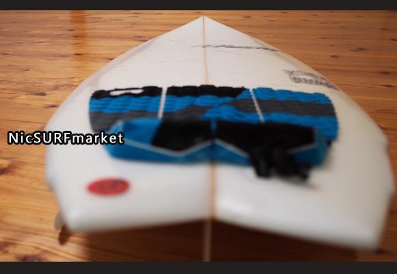 Timmy Patterson BULLDOG 5`6 中古ショートボード deck-detail No.96291426