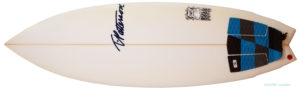 Timmy Patterson BULLDOG 5`6 中古ショートボード deck-zoom No.96291426