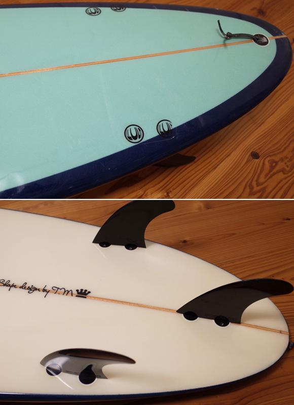 CARDIFF 中古ファンボード7`0 tail No.96291427