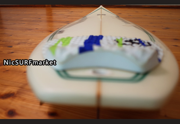 RAMi SURFBOARD 中古ショートボード 6`3 deck-detail No.96291431