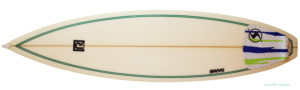 RAMi SURFBOARD 中古ショートボード 6`3 deck-zoom No.96291431