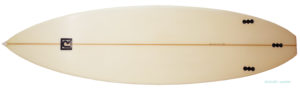 RAMi SURFBOARD 中古ショートボード 6`3 bottom-zoom No.96291431