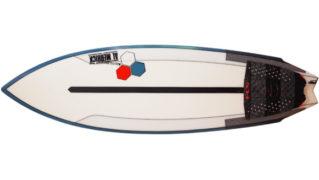 アルメリック TWIN FIN FUSION DUAL CORA 5`4 中古ショートボード No.96291433